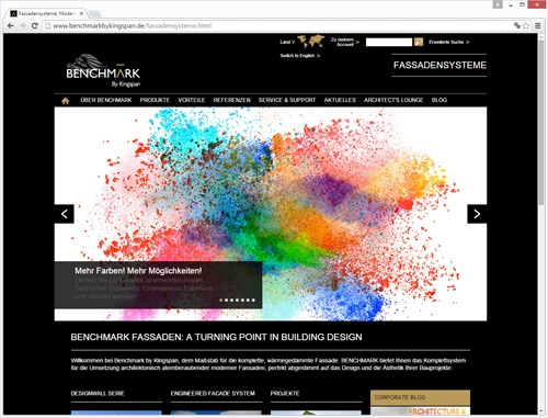 Benchmark by Kingspan